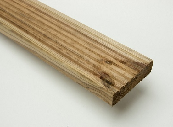 Treated Timber Decking