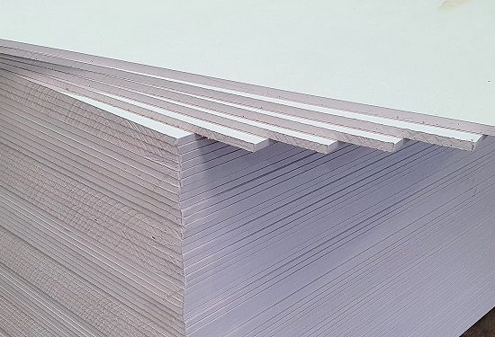 1800mm x 900mm Square Edge Plasterboard