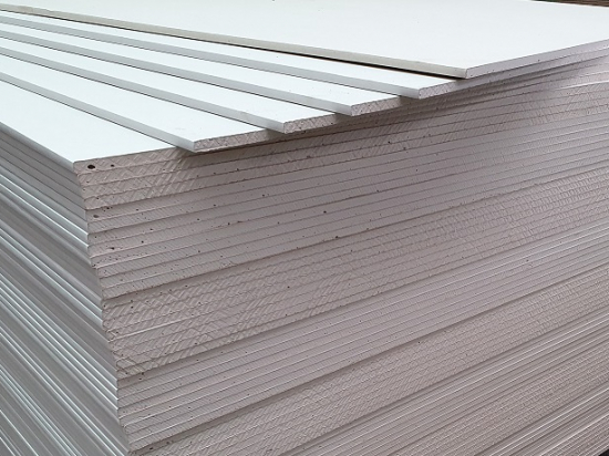 2400mm x 1200mm Square Edge Plasterboard