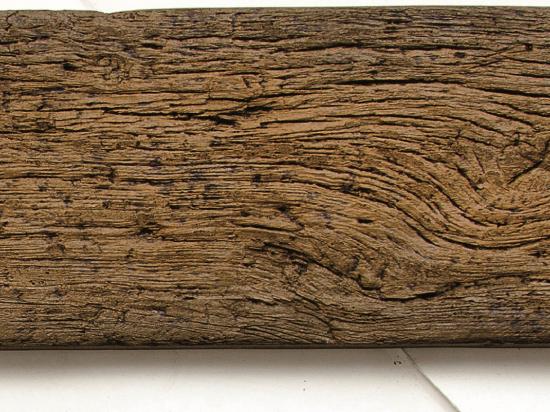 Millboard Fascia Board Weathered Oak Vintage 3200x146x16mm