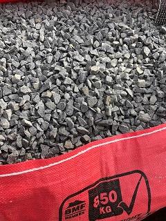 Black Bassalt Maxi Bag 20mm