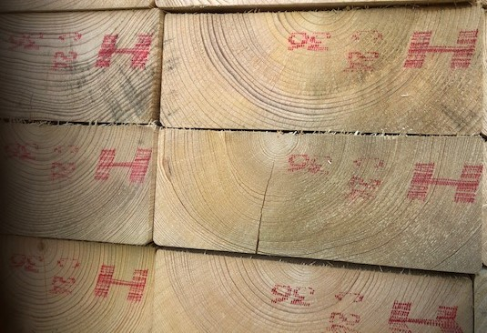 200mm x 75mm Carcassing Timber