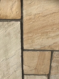 Fossil Mint Calibrated Natural Sandstone