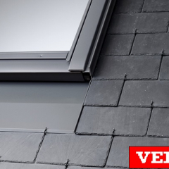 Single Slate Flashing