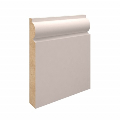 119mm x 15mm MDF Torus Skirting
