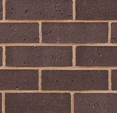 65mm Carlton Brown Dragwire Brick (BZ012)