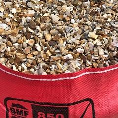 Golden Gravel Maxi Bag 20mm