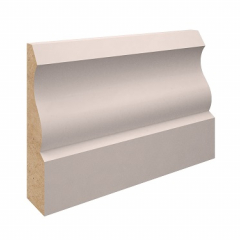 69mm x 18mm MDF Ogee Architrave