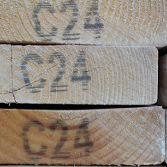 200mm x 47mm Carcassing Timber