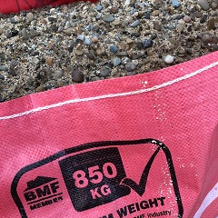 20mm Ballast Maxi Bag