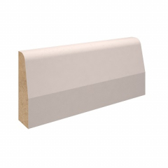 44mm x 15mm MDF Chamfered Architrave