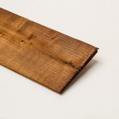 150mm x 22mm Brown Feather Edge Board