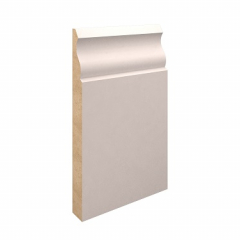 169mm x 18mm MDF Ogee Skirting