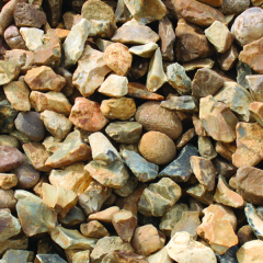 Bag Golden Flint 20mm