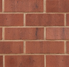 73mm Carlton Weathered Red Brick (BZ003)