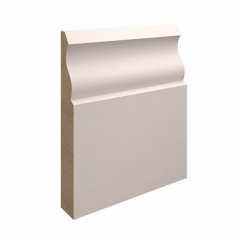 119mm x 18mm MDF Ogee Skirting