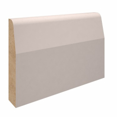 69mm x 15mm MDF Chamfered Architrave