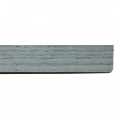Millboard Bullnose Edging Standard Brushed Basalt 3200x150x32mm
